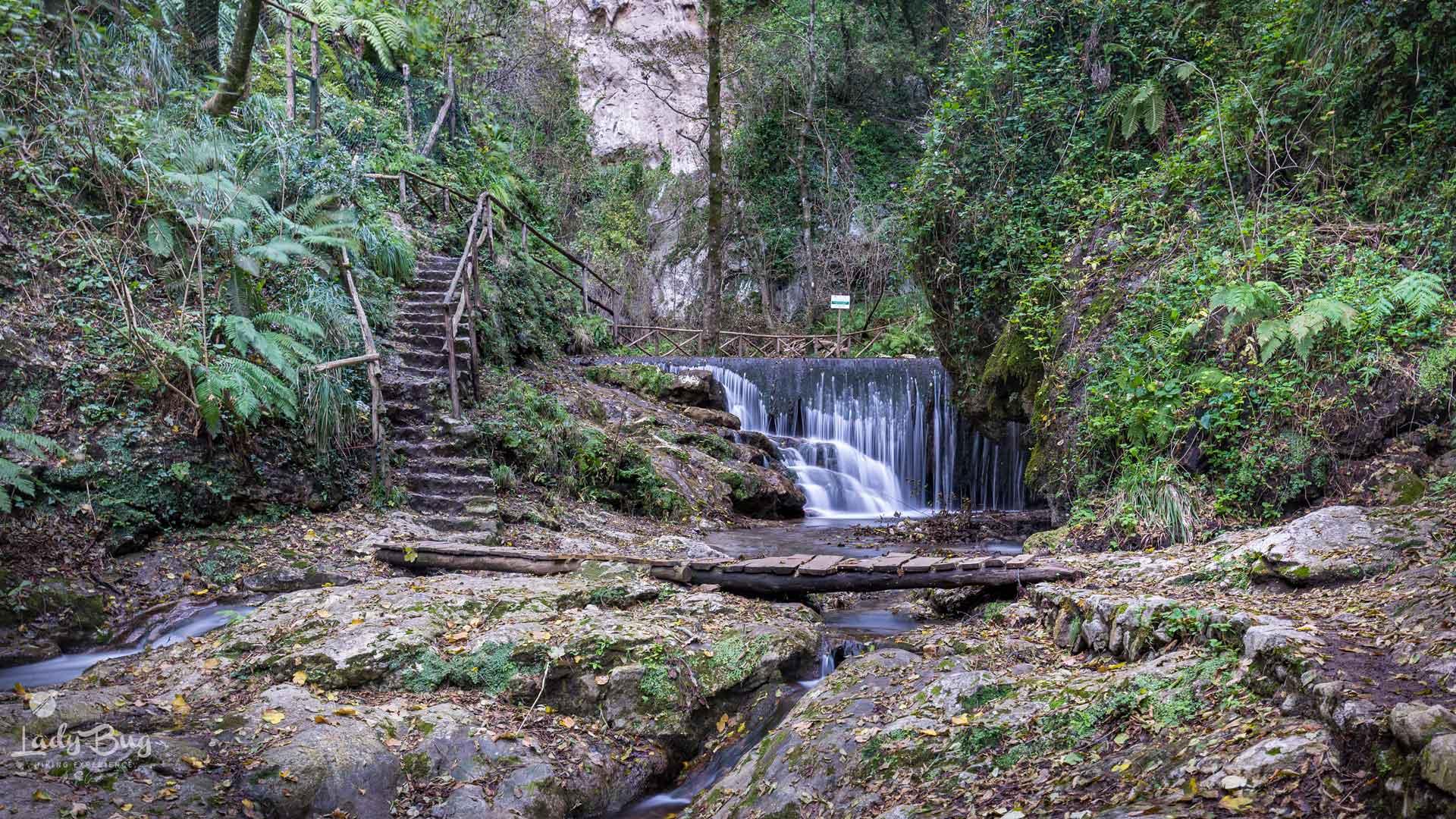 Valle delle Ferriere