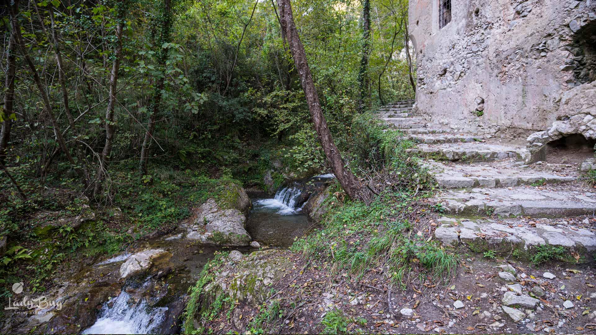 Valle delle Ferriere,